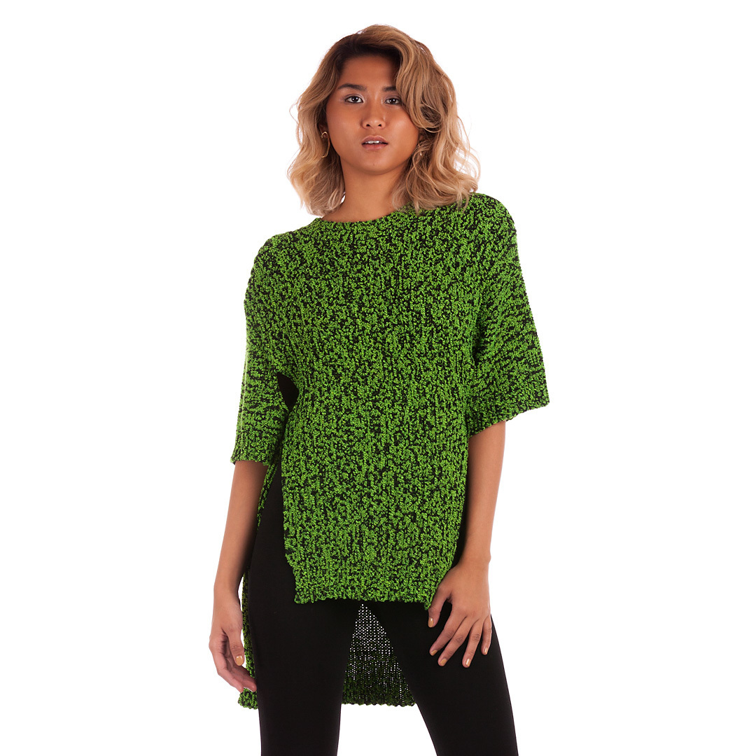 Buy: Wrapped Knit Top Size 6-12