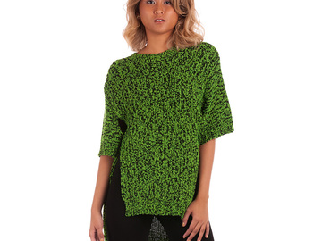 For  Sale: SCANLAN THEODORE Wrapped Knit Top Size 6-12