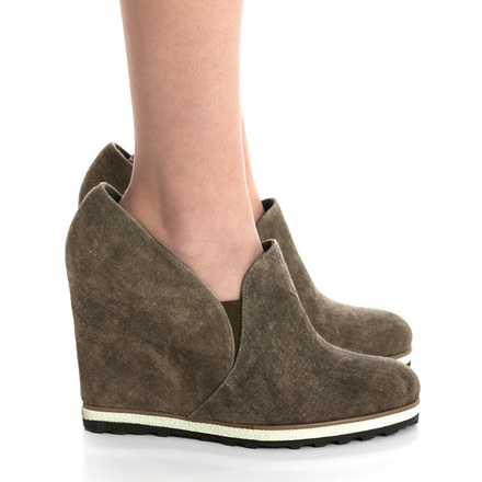 Re-sell: Stealth Wedge Sneaker