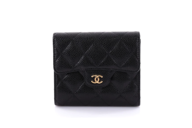 Re-sell: Caviar Wallet Black