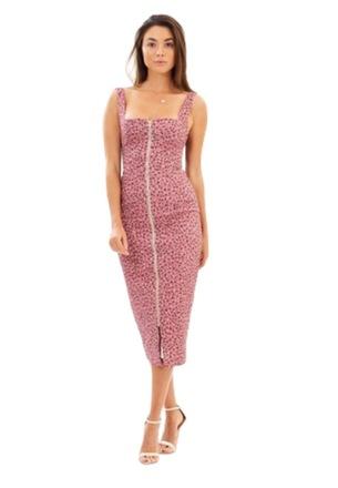 For Rent : Ditzy Fleek Midi Dress Size 10 BNWT