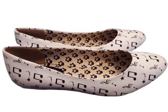 For  Sale: TUK Ladies Court Shoe Size AU 9 (EU: 39)