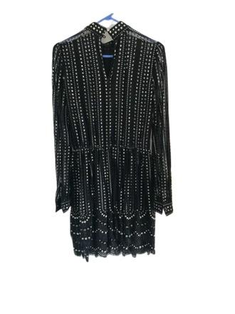For  Sale: Black Sequin Dress Size 8