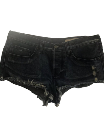Re-sell: SASS & BIDE Blue Denim Shorts Size 10