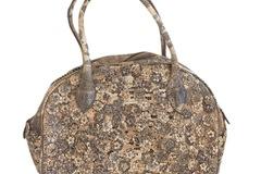For  Sale: ALAÏA Floral Embellished Leather Handbag