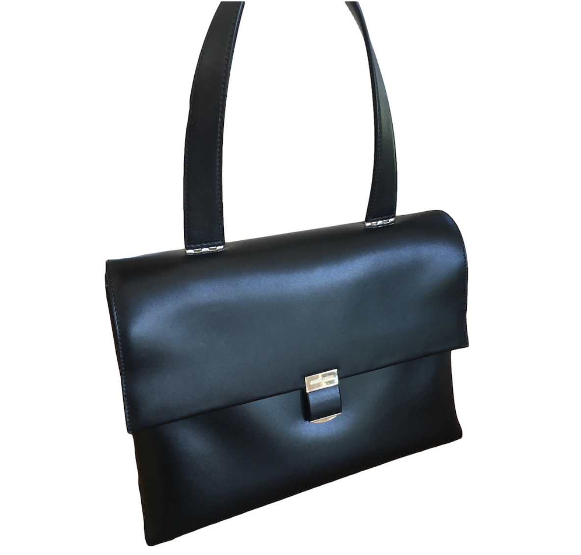 Buy: Classic Flap Leather Handbag