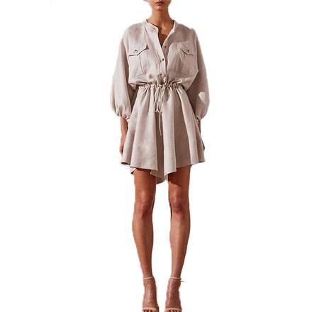 For Rent : Hamilton Linen Dress Size 12-14