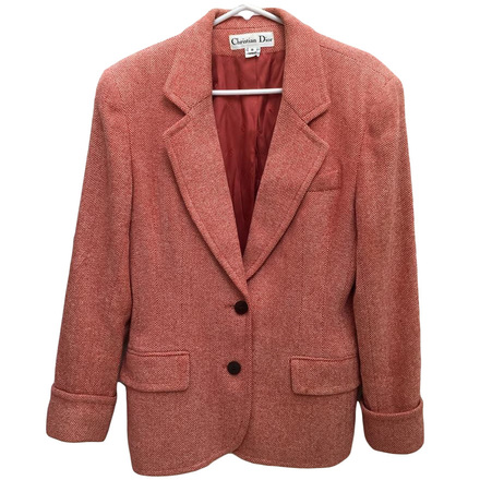 Re-sell: Vintage Wool Jacket Blazer Size 8