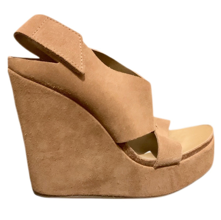 Re-sell: Wedges Size AU: 9.5 (EU: 40)