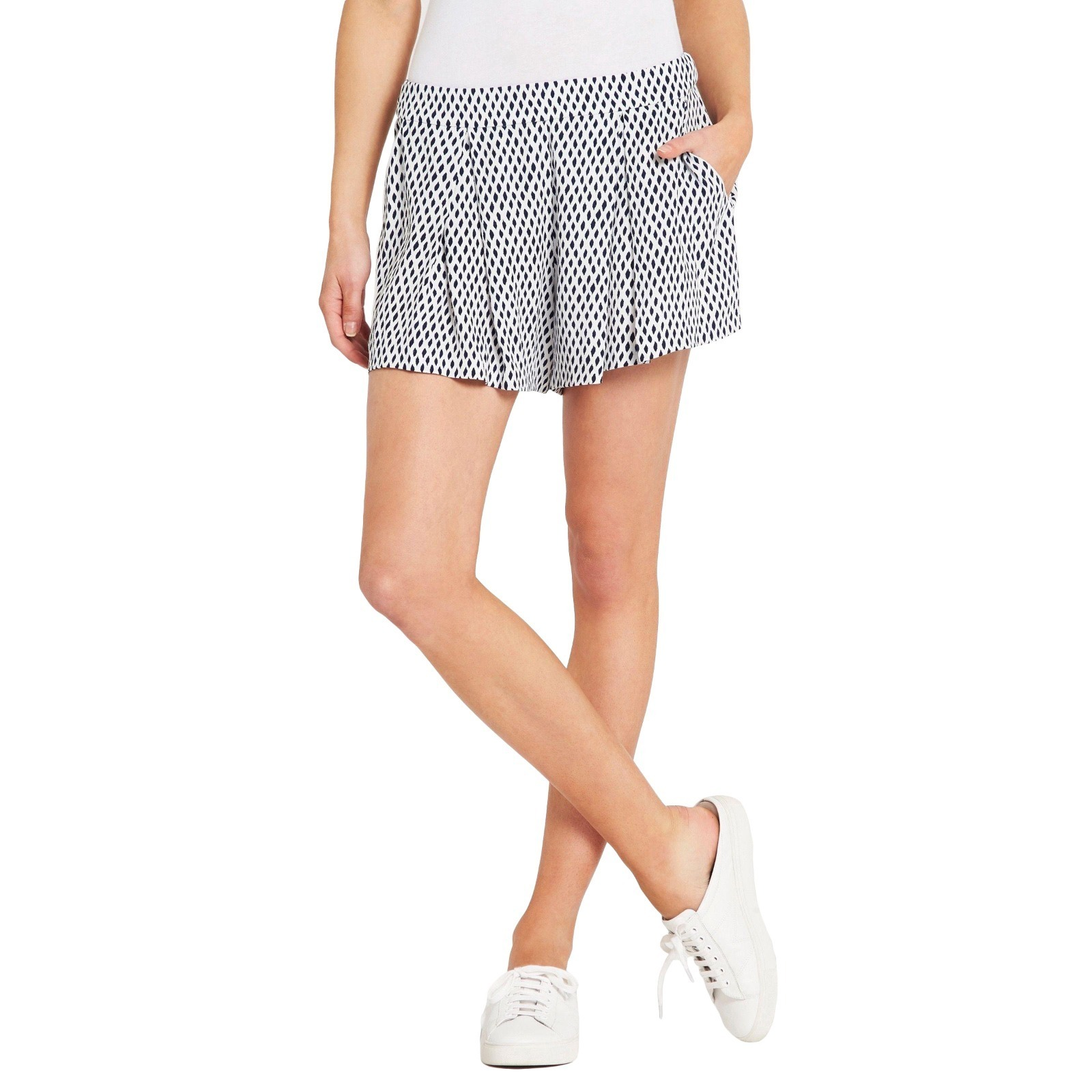 Buy: The Stardust Patterned Shorts Size 10