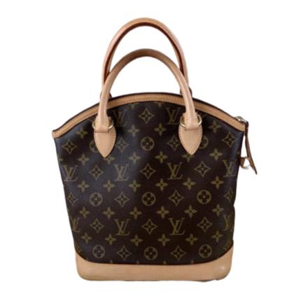 Re-sell: Lockit Monogram Handbag