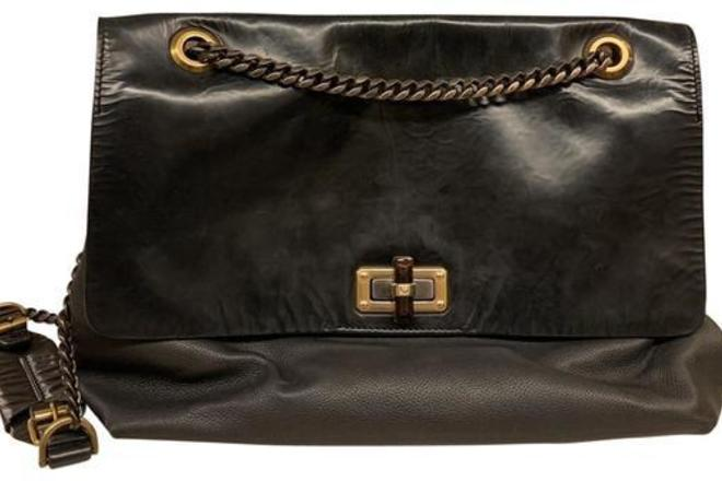 Re-sell: Leather Satchel
