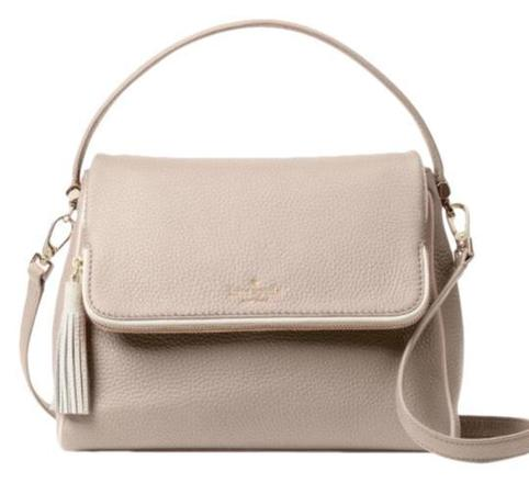 Re-sell: Chester Street Miri Beige Leather Hobo Bag
