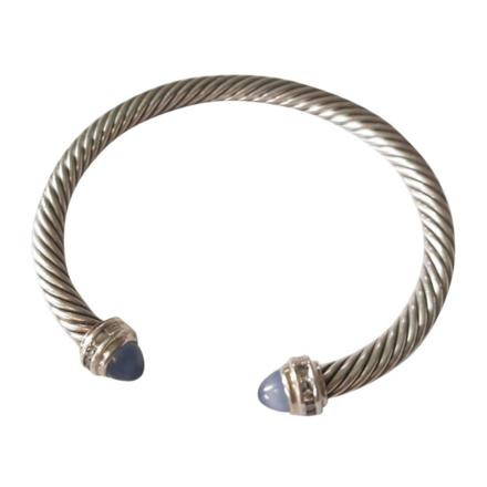 Re-sell: Chalcedony Diamond Bracelet