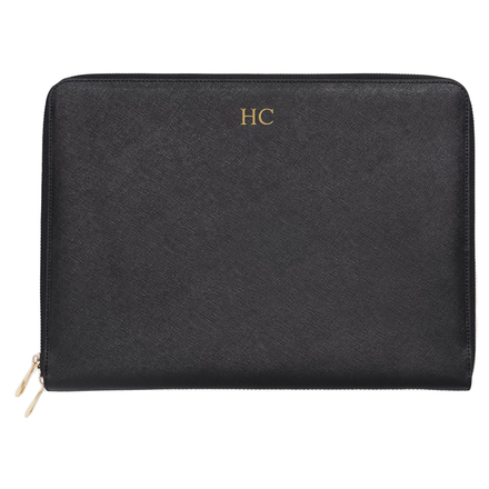 "Re-sell: THE DAILY EDITED 13"" Laptop Case HC Initials Brand New"