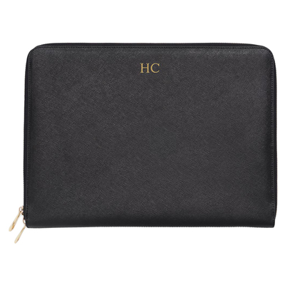 "Buy: THE DAILY EDITED 13"" Laptop Case HC Initials Brand New"
