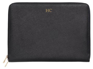 "For  Sale: THE DAILY EDITED 13"" Laptop Case HC Initials Brand New"
