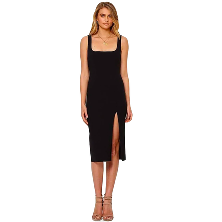 Rent: BEC & BRIDGE C'est Cool Dress Black Size 8