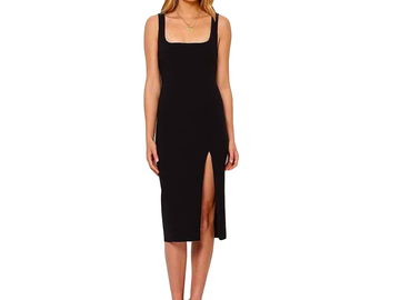 For Rent : BEC & BRIDGE C'est Cool Dress Black Size 8