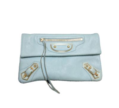 Buy: Envelope Clutch Bleu Azur (w detachable strap)