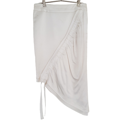 Buy: Asymmetrical Tie Skirt Size 6