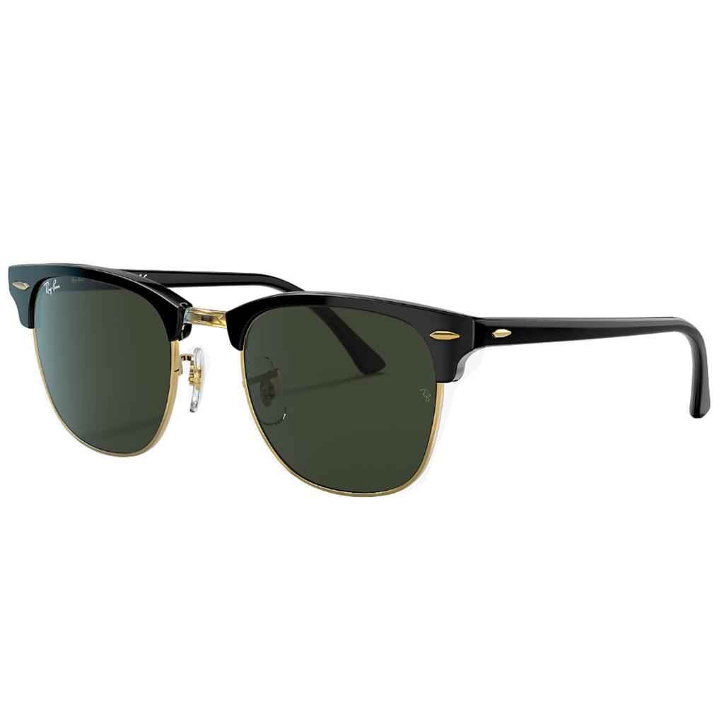 Buy: Clubmaster Green Black Sunglasses