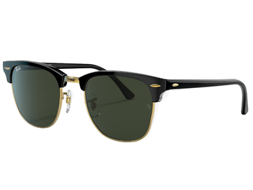 For  Sale: RAY BAN Clubmaster Green Black Sunglasses