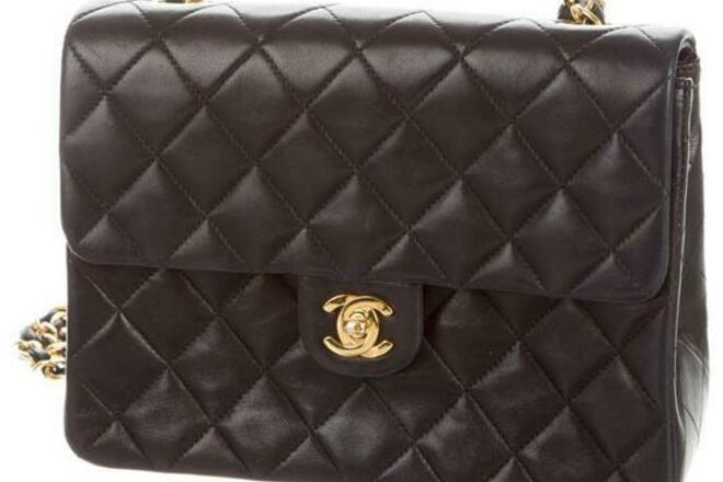 Re-sell: Reissue Classic Chanel Square Single Flap Quilt Bag