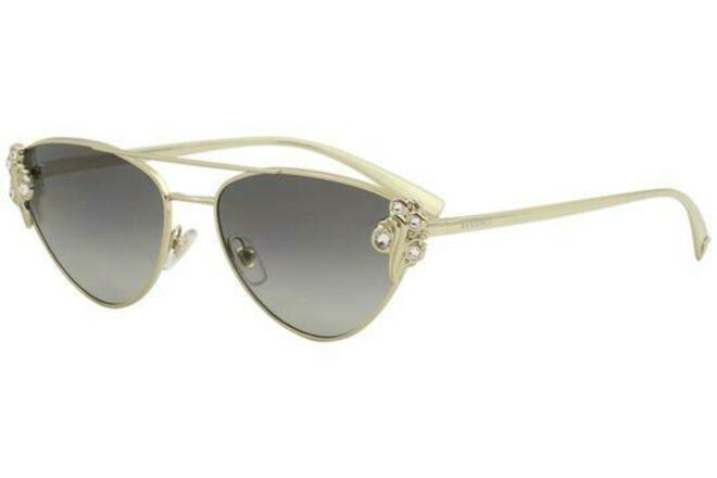 Buy: Gold Grey Lens Sunglasses