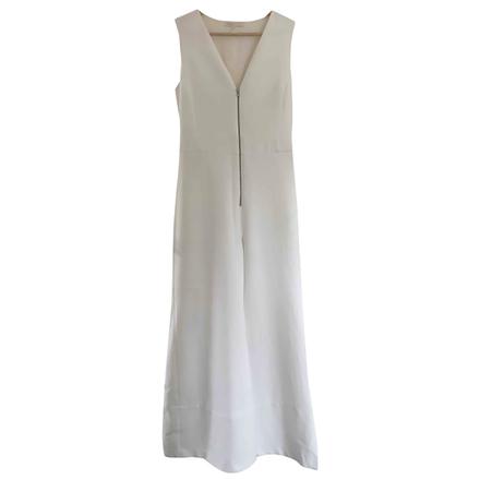 For  Sale: White Jumpsuit Cocktail 38 AUS 8-10