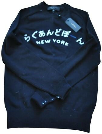 Re-sell: Japan Crew Black Sweater