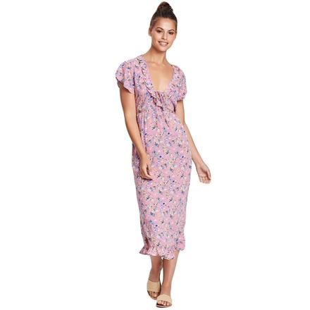 Re-sell: Viola Allure Midi Pink Size 10