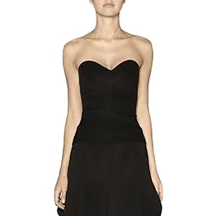 Rent: CAMILLA & MARC Diana Bustier Black Size 8