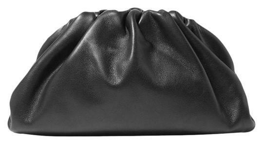 Buy: The Pouch 20 Black Leather Shoulder Bag