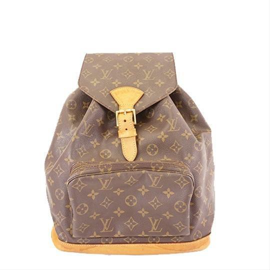 Buy: Montsouris Women's Monogram Backpack