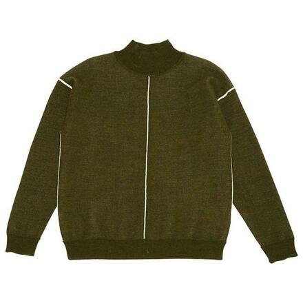 Re-sell: Knit Jumper Olive Green Sweater