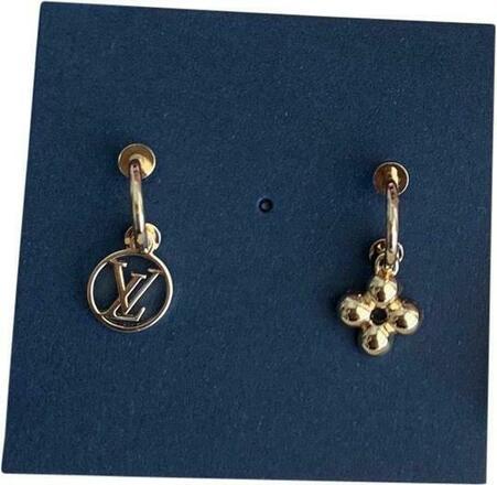 Re-sell: Gold Lv Earrings