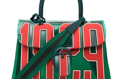 For  Sale: DELVAUX - The Hero (Limited Edition) Green Shoulder Bag