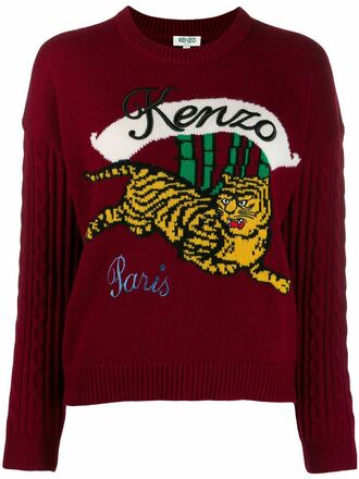 Re-sell: Running Tiger Jumper, brand new (RRP was $1300)