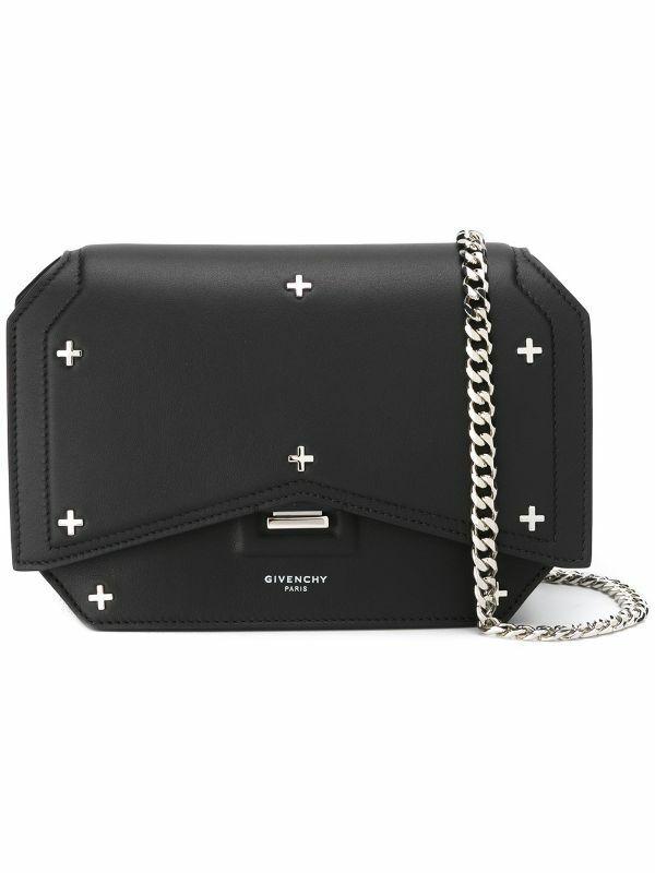 Buy: Bow-Cut mini cross-body bag