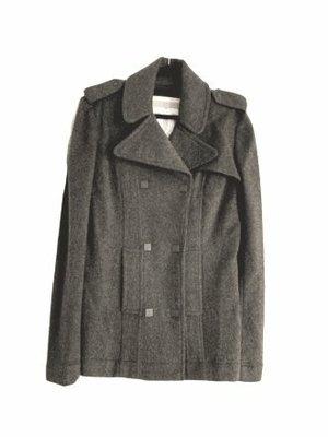 Buy: Grey Cashmere Coat Size 10