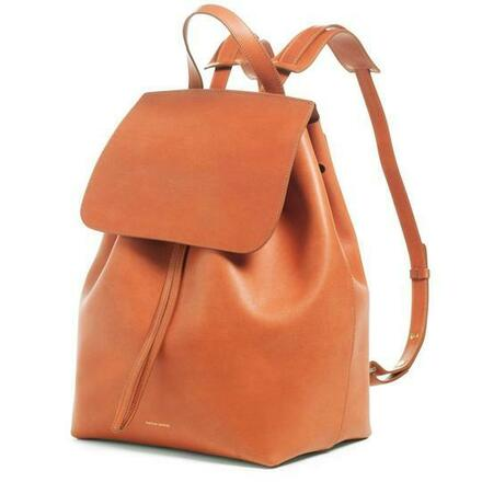 Re-sell: Camello Leather Backpack
