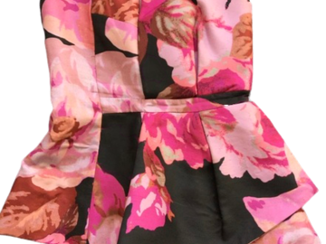 For  Sale: CAMEO Floral print top Size 8