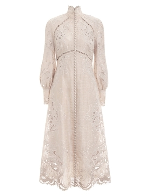 Rent: Super Eight Embroidered Dresses Size 10