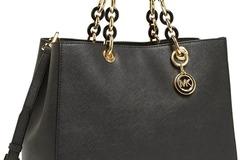For  Sale: MICHAEL KORS Cynthia Saffiano Leather Satchel