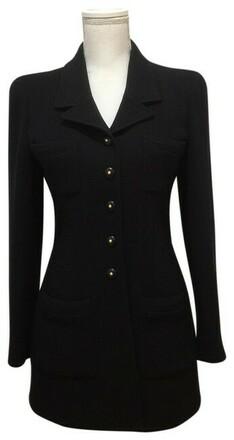 For  Sale: Dark Blue Coat Jacket Shorts Suit