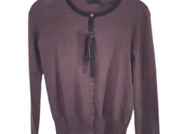 For  Sale: PAUL SMITH Wool/Silk Knitted Long Sleeve Cardigan Size 8