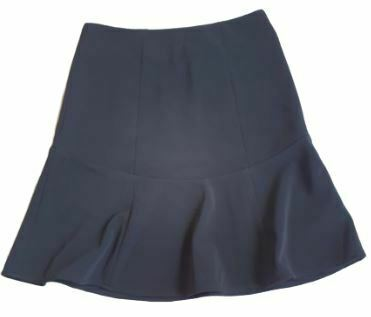 Re-sell: Collective Blue flair mini skirt Size 10