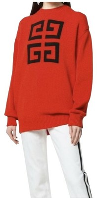 Buy: Red and Black Sweater Size 10