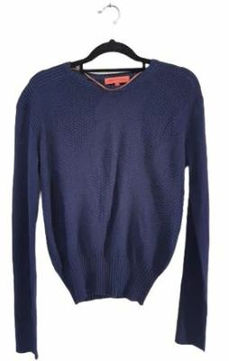 Buy: Navy sweater Size 8